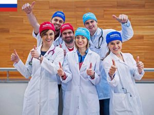 Studying medicine in Russia