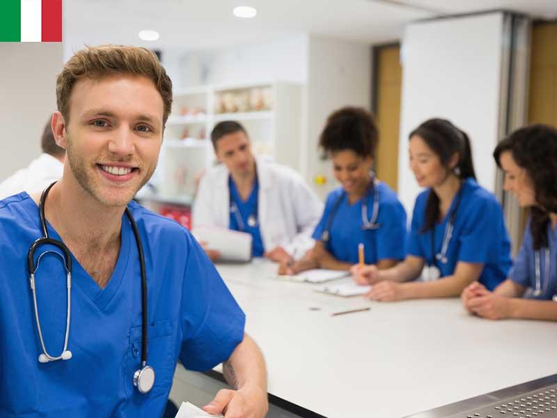 تحصیل در رشته های پزشکی در ایتالیا