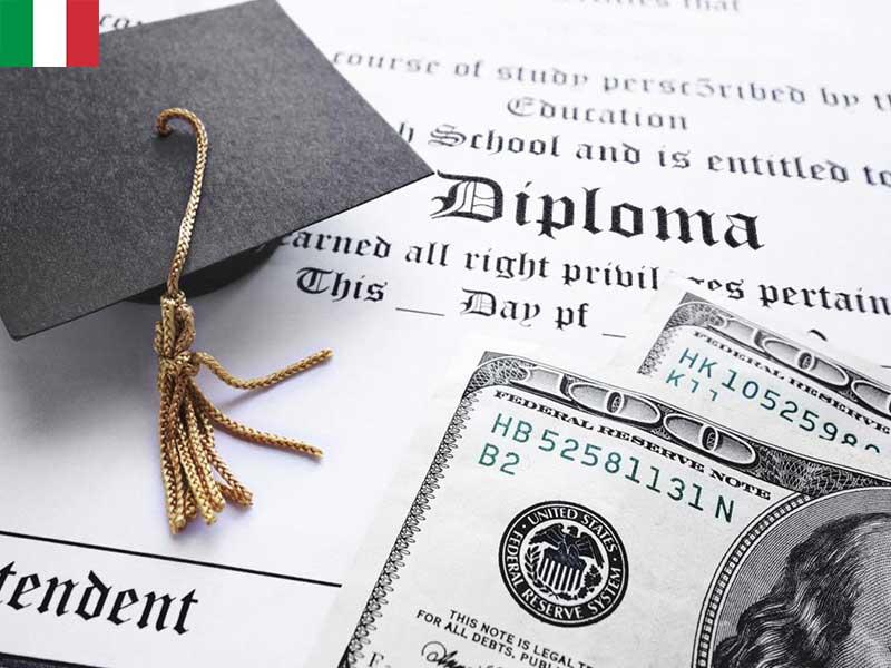 نگاهی به هزینه تحصیل در ایتالیا