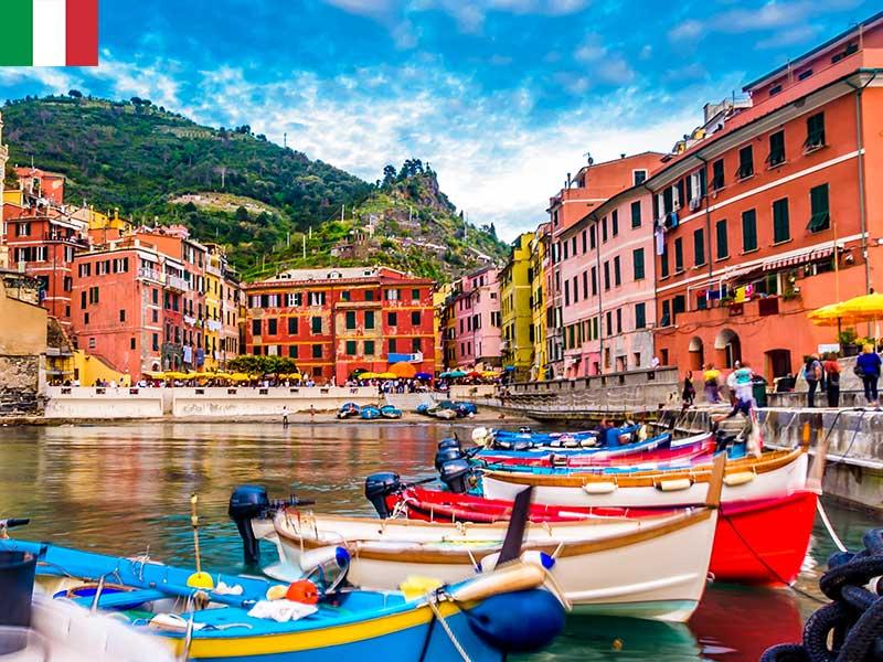 همه چیز درباره زندگی در ایتالیا
