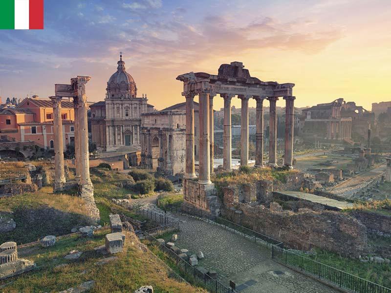 آشنایی با تاریخ ایتالیا