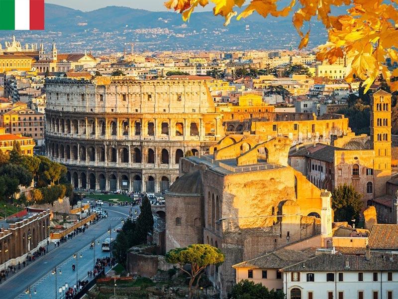 آشنایی با گردشگری شهر رم