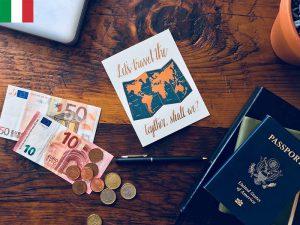 مراحل دریافت ویزای تحصیلی ایتالیا