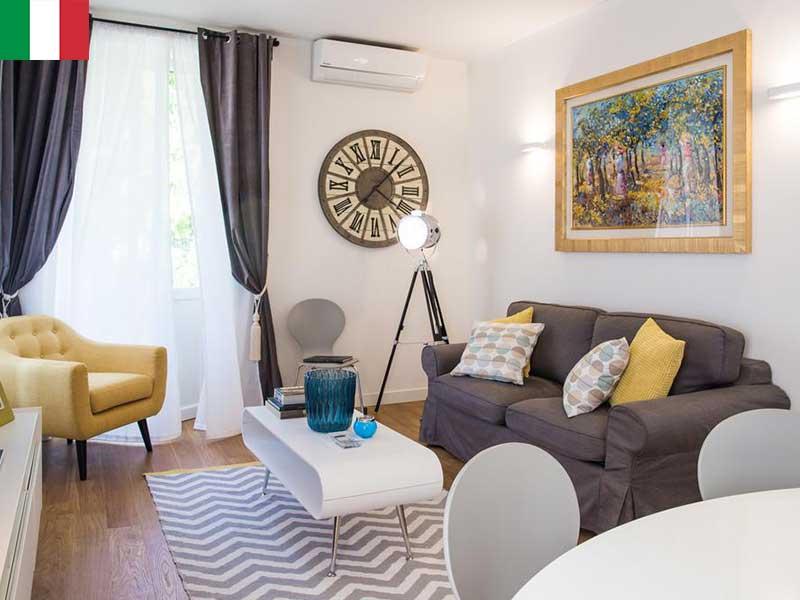 اجاره آپارتمان در رم ایتالیا